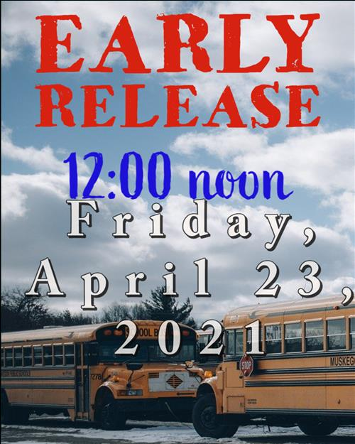 April 23 early release