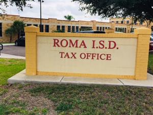 Roma ISD Tax Office