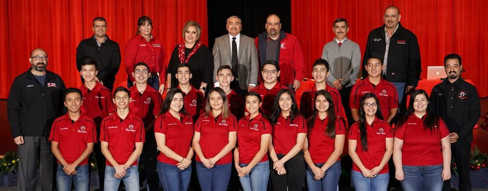 Roma ISD School Board Honors Mariachi Program for Outstanding Accomplishments