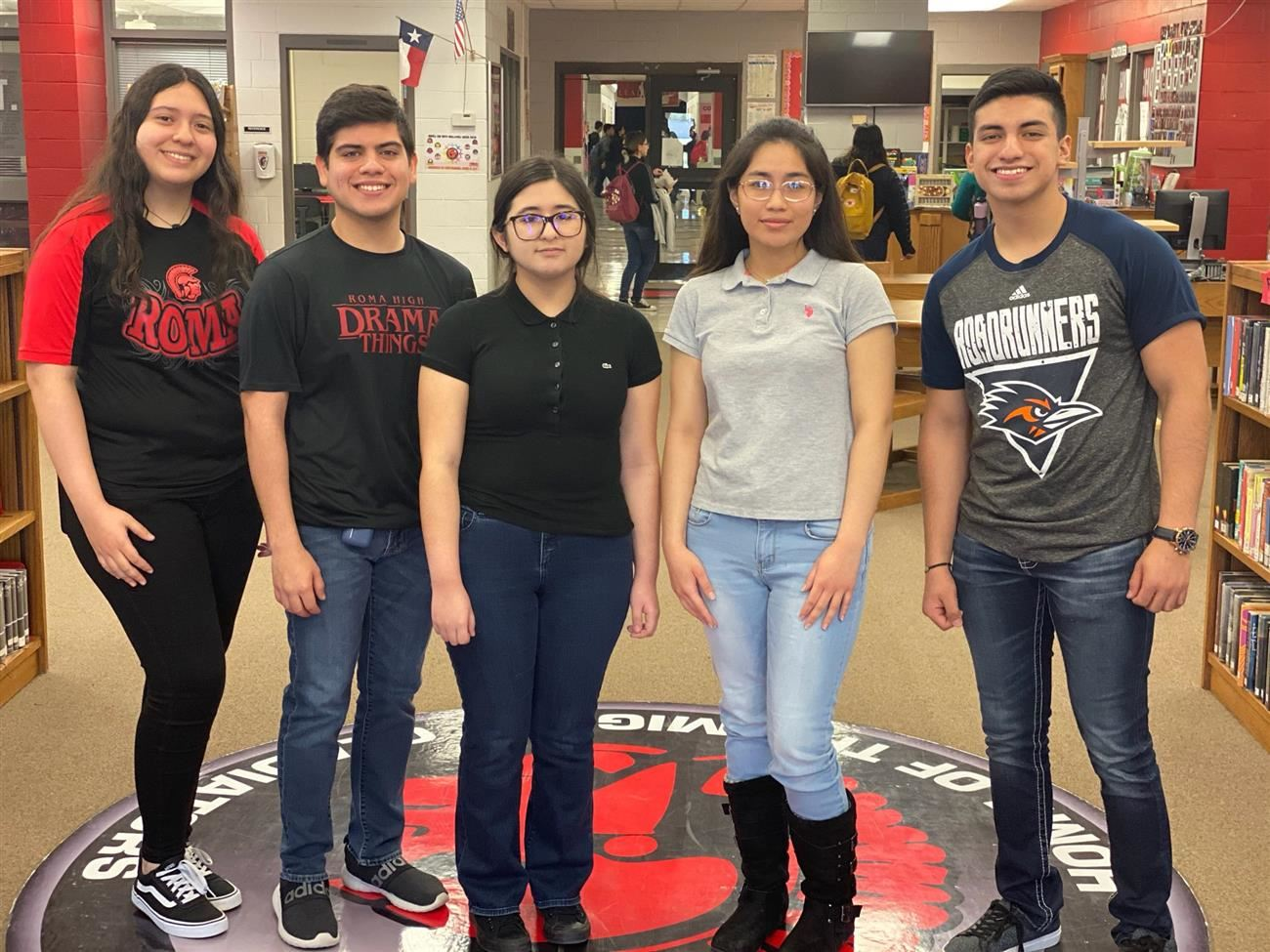 Roma High Gladiators Bring Home Awards from UIL Comp. in Edinburg