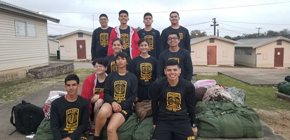 Roma High JROTC Has Most Challenging Spring Season Yet
